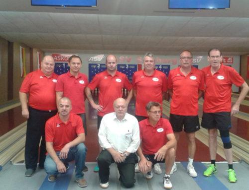 Jubiläumsturnier 60 Jahre KC Salzburg