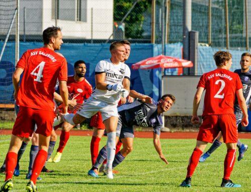 Fußball: Auch Trainingsbetrieb ab sofort eingestellt